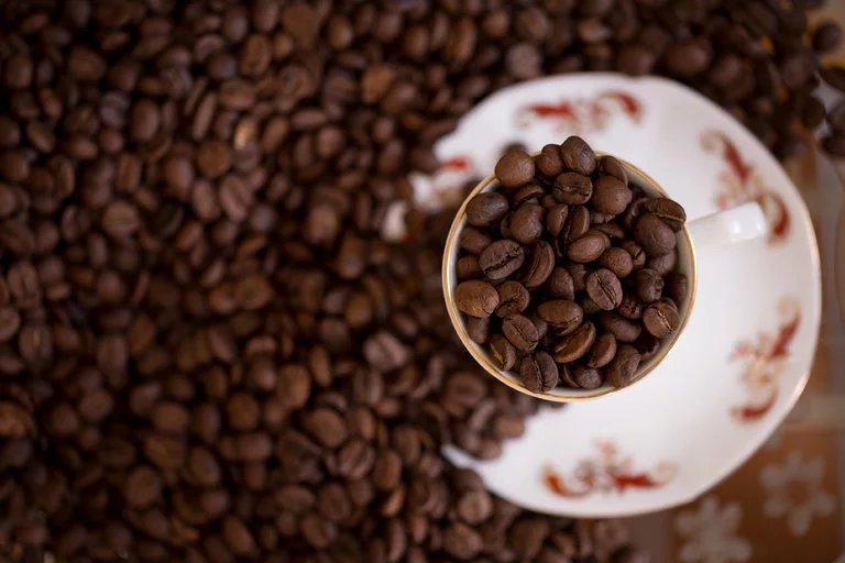 Omaha Charts - Are Coffee Futures Near A Cup and Handle Breakout?