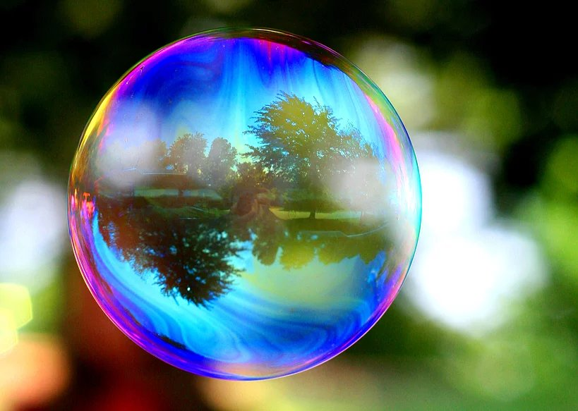 The Anatomy Of A Bubble