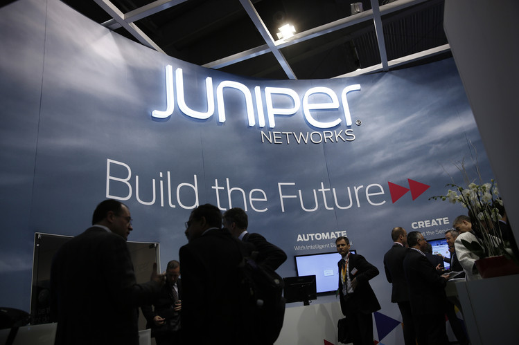 Juniper Networks Makes The Case For $40