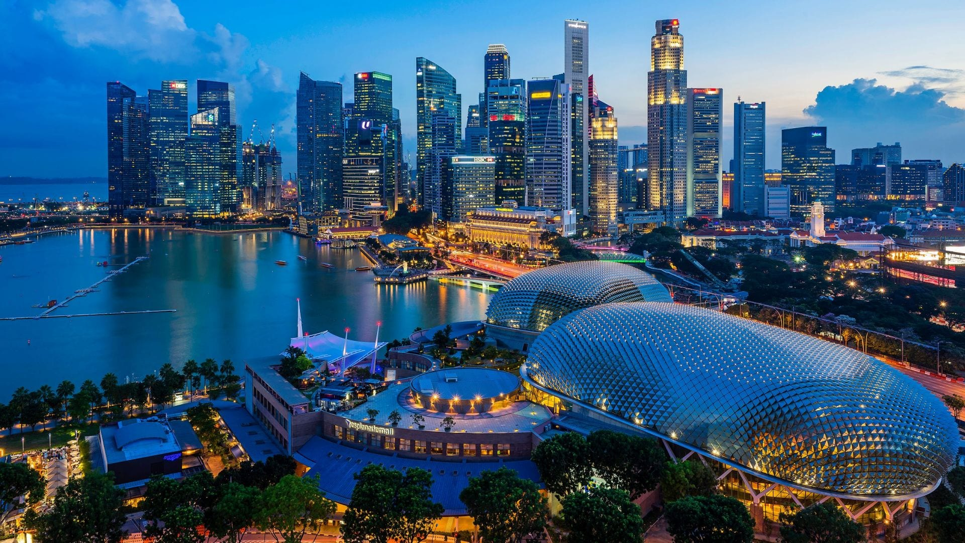 An Opportunity Presents Itself In Singapore ETF