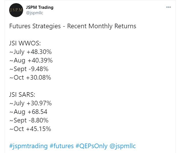JSPM Trading